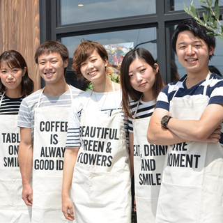【アルバイト残り1日】オシャレなカフェスタッフ募集(週2日からOK)