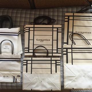帝国ホテル ガルガンチュアの紙袋 29枚