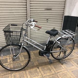 パナソニック 電動自転車 リヤカー 荷物運搬 定価17万円