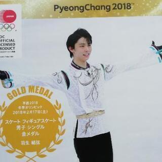 昨年の感動をもう一度◆祝◆金メダル■羽生結弦フィギュアスケート★フ...