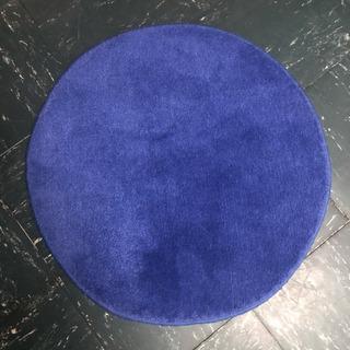 IKEA  ラグ 円型直径70センチ