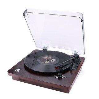 お譲りします。D&L SOUL レコードプレーヤー LP スピー...