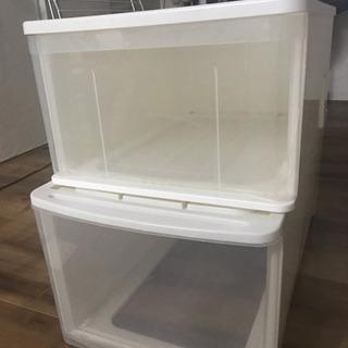 サイズの違うケース引き取ってください - 家具