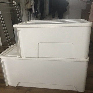 サイズの違うケース引き取ってくださいの画像