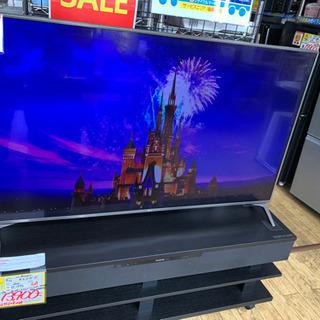 2017年製 LG 4K対応 55型液晶テレビ 55UJ6100