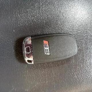 アウディ S5 キーレス