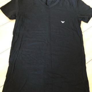 ARMANIのTシャツ