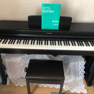 電子ピアノ  コロンビア EP−800