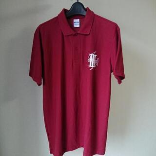 ポロシャツ(あずき色)