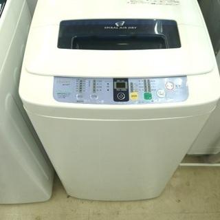 6ヶ月動作保証付 2012年製ハイアール  洗濯機【トレファク上福岡】