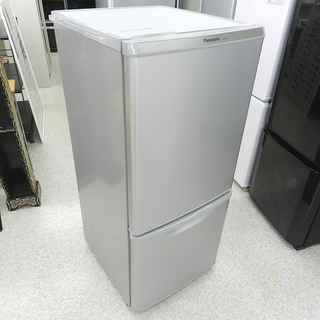Panasonic 2ドア冷蔵庫 138L 2016年製 NR-...