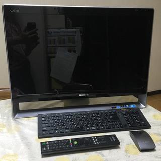 Sony VAIO VPCL12BFJ デスクトップPC