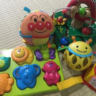 赤ちゃん おもちゃセット アンパンマン  パズル