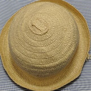 無料!子供用 麦わら帽子