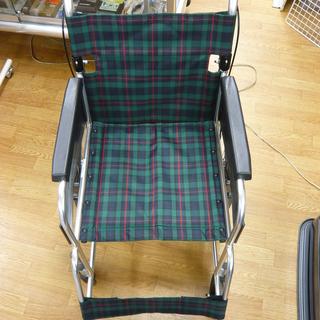 MiKi ミキ MPCN-46JD 車いす 車椅子 自走式 介助用 車輪ストッパー付き 札幌 西岡店 - その他