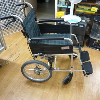 MiKi ミキ MPCN-46JD 車いす 車椅子 自走式 介助用 車輪ストッパー付き 札幌 西岡店 - 札幌市