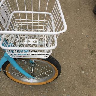 14型のキッズ自転車