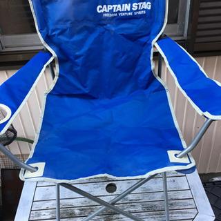 アウトドア  チェア 折りたたみ椅子  CAPTAIN STAG