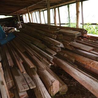 板材 角材 木材 材木 さしあげます!