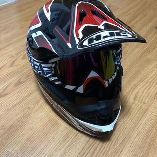 HJC オフロードヘルメット 2〜3回使用