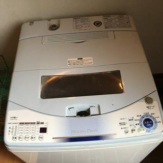 洗濯機 三菱電機
