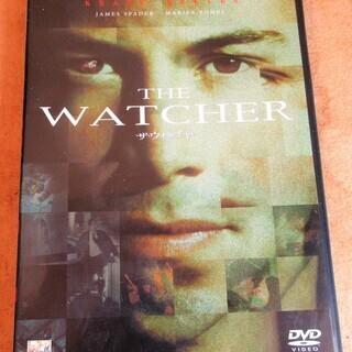 ☆DVD/THE WATCHER ザ・ウォッチャー◆殺すために覗く