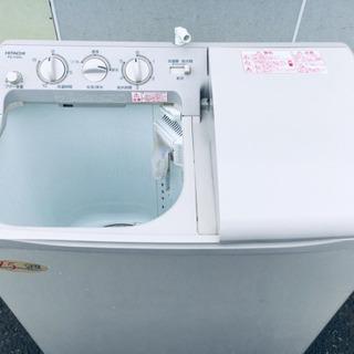 2017年製‼️‼️490番 日立✨2層式電気洗濯機😘PS-H45L‼️