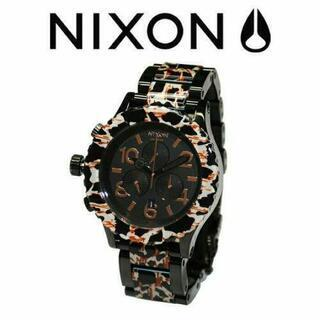 NIXON ニクソン 腕時計 42-20 レオパード