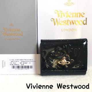 ヴィヴィアン ウエストウッド 財布 正規品 新品 二つ折り財布 ...