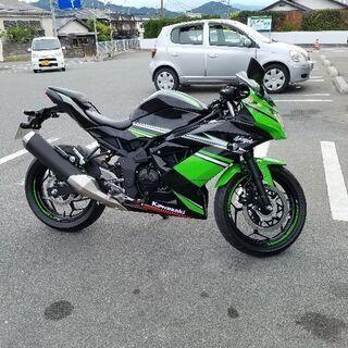 カワサキ ニンジャ250SL ABS KRT Edition ...