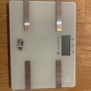デジタル体重計(取引中)