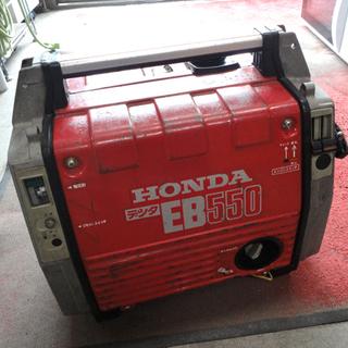 HONDA/ホンダ ポータブル発電機 EB550(60Hz…