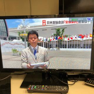 Panasonic 24V 液晶テレビ ビエラ th-24d305...