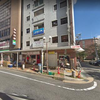 ラーメン屋居抜き物件♫希少1階♫元町駅まですぐ♫