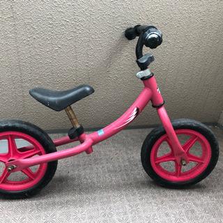ペダル無し練習用自転車