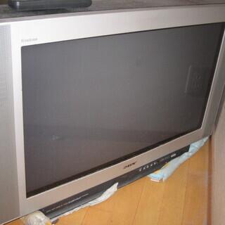 ソニー ブラウン管 テレビ 大型 36型 ジャンク