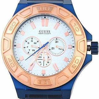 GUESS ゲス 腕時計 W0674G7