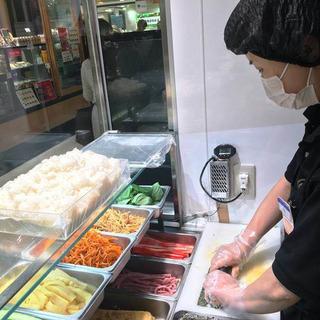 新規事業の為「お弁当製造スタッフ」募集!