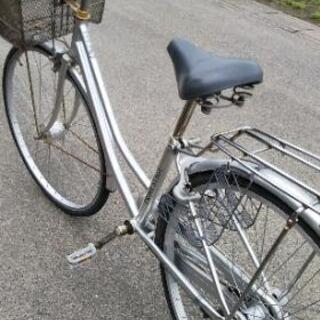 27インチ自転車  ジャンク品