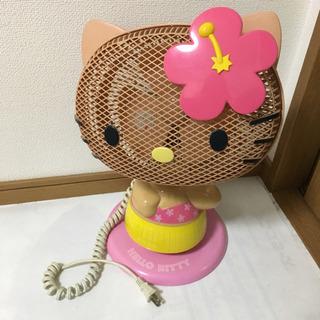 キティ 扇風機 卓上扇風機