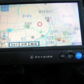 値下げ(古いジャンク)カーナビ Panasonic CN-DS1...