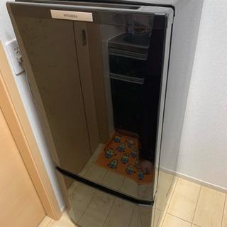 0円‼︎ 冷蔵庫 MITSUBISHI製 2ドアタイプ