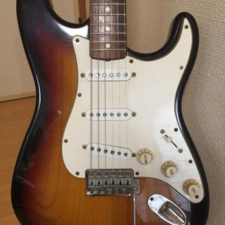 Fender USA ストラトキャスター!