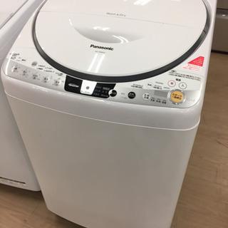 【12ヶ月安心保証付き】Panasonic 簡易乾燥機能付洗濯機