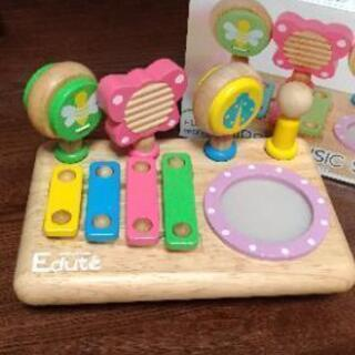 赤ちゃん楽器おもちゃ(美品)
