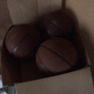 バスケットボール6個セット7号
