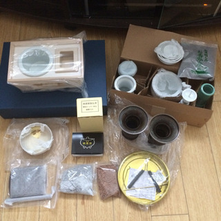 値下げ!新品■12000円相当 仏具一式 22点セット■陶器 葬...