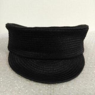帽子 ブラック