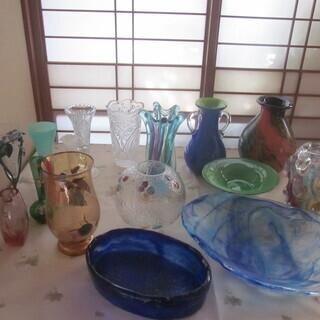 ガラス製 花瓶 チョイス