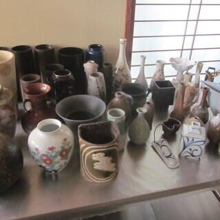 陶器製 花瓶 チョイス